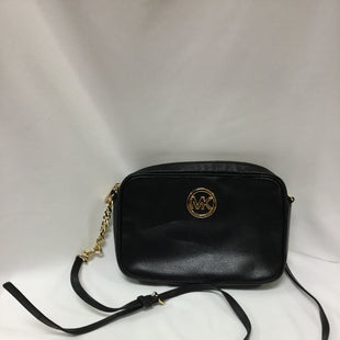 Primary Photo - BRAND: MICHAEL KORS STYLE: HANDBAG DESIGNER COLOR: BLACK SIZE: SMALL SKU: 155-155187-24188