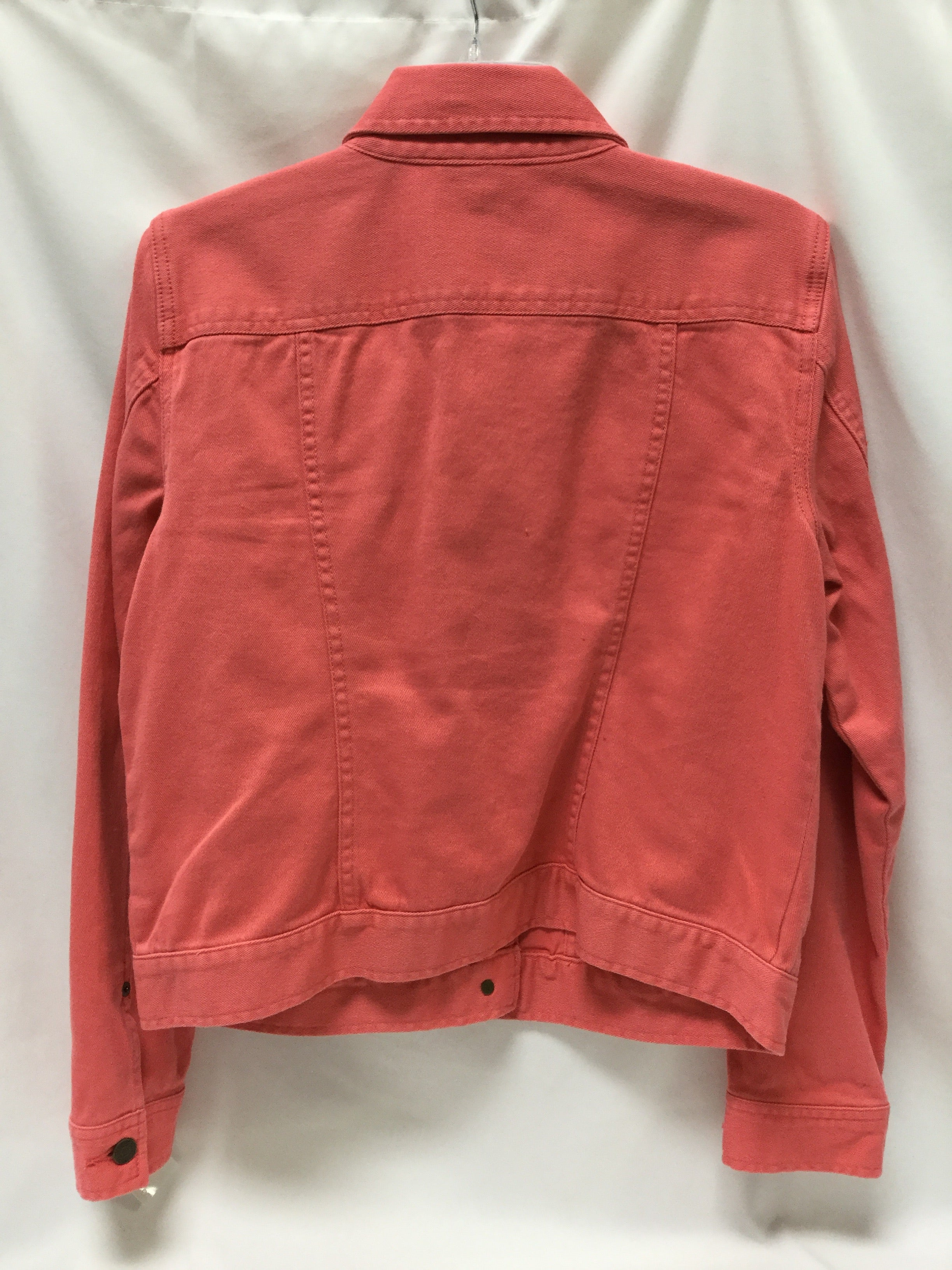 Photo #1 - BRAND: RALPH LAUREN <BR>STYLE: JACKET OUTDOOR <BR>COLOR: CORAL <BR>SIZE: L <BR>SKU: 155-155220-3859