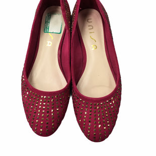 Primary Photo - BRAND: UNISA STYLE: SHOES FLATS COLOR: PINK SIZE: 7.5 SKU: 155-155220-10359