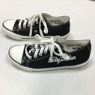 Primary Photo - BRAND: HARLEY DAVIDSON STYLE: SHOES ATHLETIC COLOR: BLACK SIZE: 9 SKU: 155-155226-398