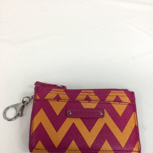 Primary Photo - BRAND: VERA BRADLEY STYLE: COIN PURSE COLOR: HOT PINK AND ORANGE SIZE: SMALL SKU: 155-15545-203902