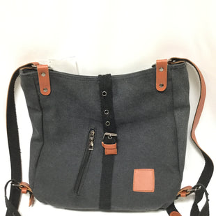 Primary Photo - BRAND:    CLOTHES MENTOR STYLE: BACKPACK COLOR: BLACK SIZE: MEDIUM SKU: 155-155224-656