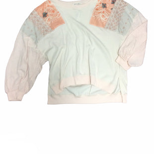 Primary Photo - BRAND: WE THE FREE STYLE: TOP LONG SLEEVE COLOR: PEACH SIZE: L SKU: 155-155185-10478