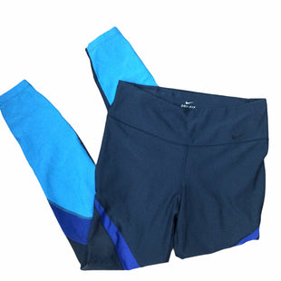 Primary Photo - BRAND: NIKE APPAREL STYLE: ATHLETIC PANTS COLOR: BLUE SIZE: M SKU: 155-15599-246599