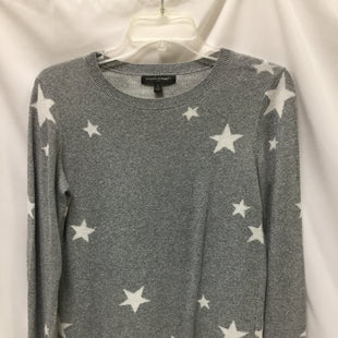 Primary Photo - BRAND: BANANA REPUBLIC STYLE: SWEATER LIGHTWEIGHT COLOR: GREY SIZE: S SKU: 155-155185-7375