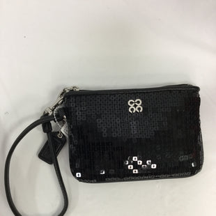 Primary Photo - BRAND: COACH STYLE: WRISTLET COLOR: BLACK SKU: 155-155224-3463