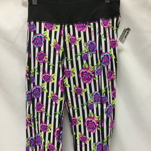 Primary Photo - BRAND: BETSEY JOHNSON STYLE: ATHLETIC CAPRIS COLOR: ROSE SIZE: XL SKU: 155-155224-15320