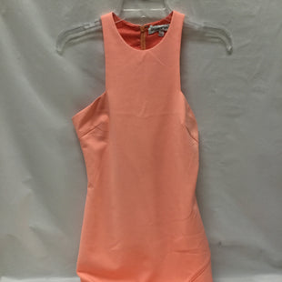 Primary Photo - BRAND: ELIZABETH AND JAMES STYLE: DRESS SHORT SLEEVELESS COLOR: PEACH SIZE: S SKU: 155-155227-1341