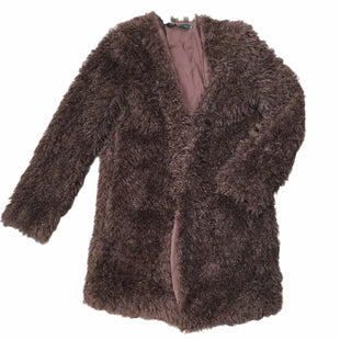Primary Photo - BRAND: HOUSE OF HARLOW STYLE: COAT SHORT COLOR: MAHOGANY SIZE: XS OTHER INFO: NWT!! SKU: 155-155185-9853