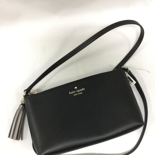 Primary Photo - BRAND: KATE SPADE STYLE: HANDBAG DESIGNER COLOR: BLACK SIZE: SMALL SKU: 155-155187-24205