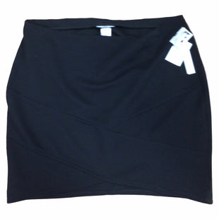 Primary Photo - BRAND: JOE B STYLE: SKIRT COLOR: BLACK SIZE: 2X OTHER INFO: NEW! SKU: 155-155185-7916