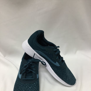 Primary Photo - BRAND: ATHLETIC WORKS STYLE: SHOES ATHLETIC COLOR: TEAL SIZE: 8 SKU: 155-155220-5915