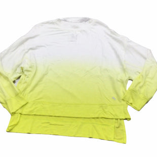 Primary Photo - BRAND: JOY LAB STYLE: TOP LONG SLEEVE COLOR: YELLOW SIZE: S SKU: 155-155201-18690