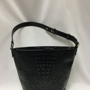 Primary Photo - BRAND: BRAHMIN STYLE: HANDBAG DESIGNER COLOR: BLACK SIZE: LARGE SKU: 155-155185-7197