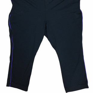 Primary Photo - BRAND: GAPFIT STYLE: ATHLETIC CAPRIS COLOR: BLACK SIZE: 1X SKU: 155-155220-11067