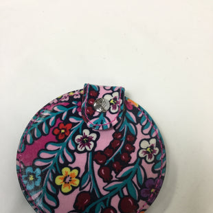 Primary Photo - BRAND: VERA BRADLEY STYLE: ACCESSORY TAG COLOR: MULTI SKU: 155-15599-220345FLORAL COMPACT MIRROR/SNAP CLOSURE