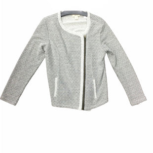 Primary Photo - BRAND: STYLE AND COMPANY STYLE: SWEATER CARDIGAN LIGHTWEIGHT COLOR: GREY SIZE: M SKU: 155-15599-241107