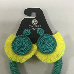 Primary Photo - STYLE: EARRINGS COLOR: TURQUOISE SIZE: 02 PIECE SET OTHER INFO: BRACELET INCL. SKU: 155-155130-214732