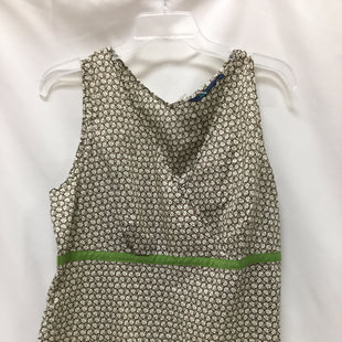 Primary Photo - BRAND: BODEN STYLE: TOP SLEEVELESS COLOR: BROWN SIZE: 1X SKU: 155-155224-19473