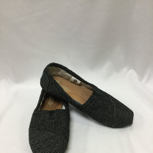 Primary Photo - BRAND: TOMS STYLE: SHOES FLATS COLOR: BLACK SIZE: 7 SKU: 155-155185-7434