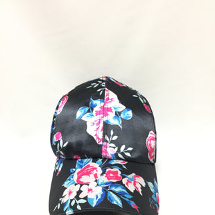 Primary Photo - BRAND:  CME STYLE: HAT COLOR: FLORAL OTHER INFO: BLK/PINK SKU: 155-155130-204636