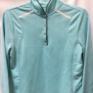 Primary Photo - BRAND: IZOD STYLE: ATHLETIC JACKET COLOR: BABY BLUE SIZE: S SKU: 155-155215-4458