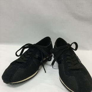 Primary Photo - BRAND: COACH STYLE: SHOES ATHLETIC COLOR: BLACK SIZE: 6 SKU: 155-15599-209826LIKE NEW CONDITION