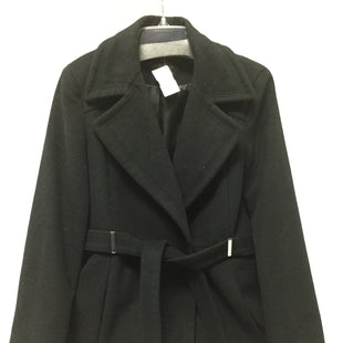 Primary Photo - BRAND: CALVIN KLEIN STYLE: COAT SHORT COLOR: BLACK SIZE: S OTHER INFO: SOME WEAR NOTED SKU: 155-155130-214265