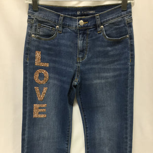 Primary Photo - BRAND: NEW YORK AND CO STYLE: JEANS COLOR: DENIM SIZE: 2 SKU: 155-155224-16342