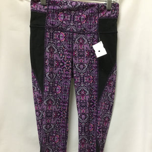 Primary Photo - BRAND: ATHLETA STYLE: ATHLETIC CAPRIS COLOR: PURPLE SIZE: XS SKU: 155-155185-7551