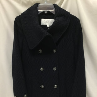 Primary Photo - BRAND: JESSICA SIMPSON STYLE: COAT SHORT COLOR: NAVY SIZE: M SKU: 155-155228-599