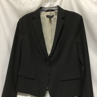 Primary Photo - BRAND: ANN TAYLOR STYLE: BLAZER JACKET COLOR: BROWN SIZE: L SKU: 155-155187-24677