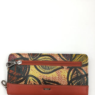 Primary Photo - BRAND: RELIC STYLE: WALLET COLOR: ORANGE SIZE: LARGE SKU: 155-155163-123263ORANGE, YELLOW, TEAL, MAGENTA