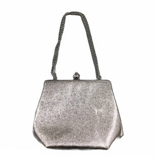 Primary Photo - BRAND:    CLOTHES MENTOR STYLE: HANDBAG COLOR: SILVER SIZE: SMALL SKU: 155-155224-11256