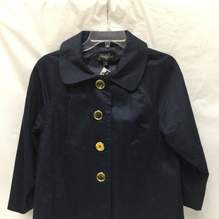 Primary Photo - BRAND:   EDEN COURT STYLE: BLAZER JACKET COLOR: NAVY SIZE: M OTHER INFO: EDEN COURT - SKU: 155-155224-7260