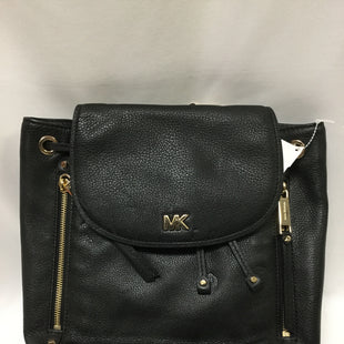 Primary Photo - BRAND: MICHAEL BY MICHAEL KORS STYLE: HANDBAG DESIGNER COLOR: BLACK SIZE: MEDIUM SKU: 155-155187-24234