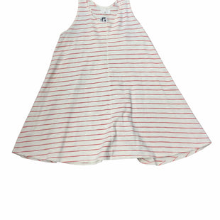 Primary Photo - BRAND: LOU AND GREY BY LOFT STYLE: DRESS SHORT SLEEVELESS COLOR: IVORY SIZE: L SKU: 155-155130-214246