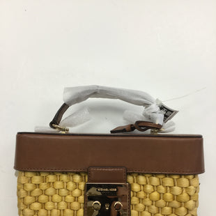 Primary Photo - BRAND: MICHAEL BY MICHAEL KORS STYLE: HANDBAG DESIGNER COLOR: STRAW SIZE: MEDIUM OTHER INFO: NEW! SKU: 155-155130-209017