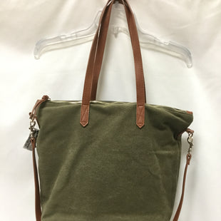 Primary Photo - BRAND:    CLOTHES MENTOR STYLE: LAPTOP CASE COLOR: OLIVE SKU: 155-155224-18567