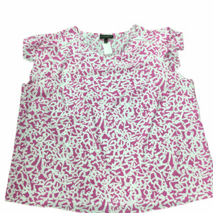 Primary Photo - BRAND: LANE BRYANT STYLE: TOP SHORT SLEEVE COLOR: PURPLE SIZE: 3X SKU: 155-155185-6635