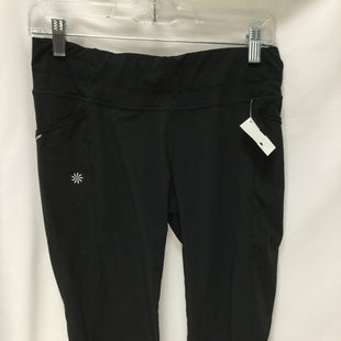 Primary Photo - BRAND: ATHLETA STYLE: ATHLETIC CAPRIS COLOR: BLACK SIZE: M SKU: 155-155224-17014