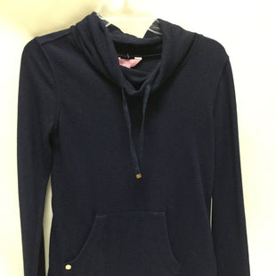 Primary Photo - BRAND: LILLY PULITZER STYLE: SWEATER LIGHTWEIGHT COLOR: NAVY SIZE: XS SKU: 155-155201-18876