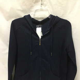 Primary Photo - BRAND: STYLE AND COMPANY STYLE: ATHLETIC JACKET COLOR: BLUE SIZE: PETITE   SMALL SKU: 155-15599-233243
