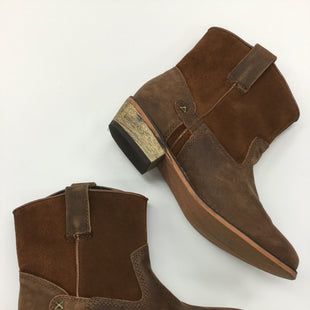 Primary Photo - BRAND:    STERLING RIVERSTYLE: BOOTS ANKLE COLOR: BROWN SIZE: 7.5 OTHER INFO: STERLING RIVER - SKU: 155-155201-10151