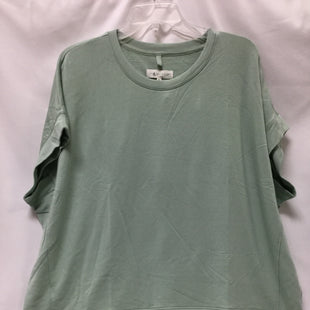 Primary Photo - BRAND: LOU AND GREY BY LOFT STYLE: TOP SHORT SLEEVE COLOR: MINT SIZE: XL SKU: 155-155220-4964