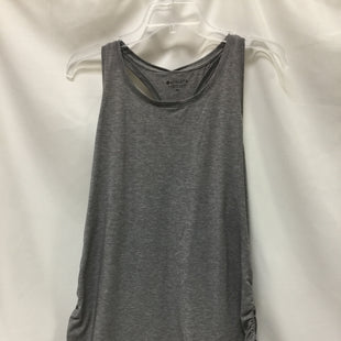 Primary Photo - BRAND: ATHLETA STYLE: ATHLETIC TANK TOP COLOR: GREY SIZE: XL SKU: 155-155228-1321