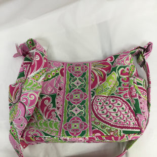 Primary Photo - BRAND: VERA BRADLEY STYLE: HANDBAG COLOR: PINK SIZE: MEDIUM SKU: 155-155163-124529