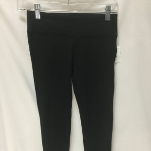 Primary Photo - BRAND: FABLETICS STYLE: ATHLETIC CAPRIS COLOR: BLACK SIZE: XS SKU: 155-15599-238346
