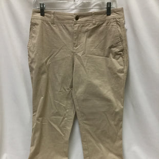 Primary Photo - BRAND: CATO STYLE: PANTS COLOR: KHAKI SIZE: 6 SKU: 155-15599-233428