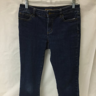 Primary Photo - BRAND: MICHAEL KORS STYLE: JEANS COLOR: DENIM SIZE: 2 SKU: 155-15545-203857